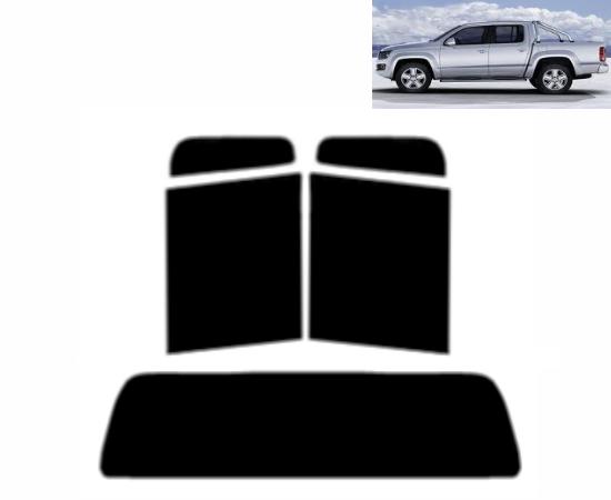Precut Window Tint For VW Rabbit 4 Door 2006-2011 Rear Only