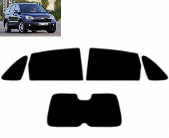 2002-2006 Rear Kit in 5/% Pre Cut Car Window Tints Honda CR-V 5 Door SUV
