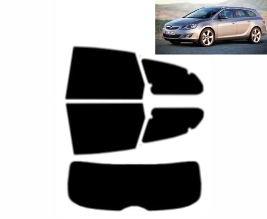 Pellicola Oscurante Vetri Auto Pre-Tagliata Opel Astra J 5-Porte 2010-2014 Vetri Posteriori /& Lunotto